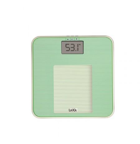 PS4010 W - Pèse-personne avec IMC - Vert - 150kg
