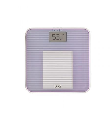 PS4010 W - Pèse-personne avec IMC - Lavande - 150kg