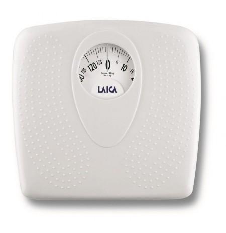 PL8019 0 - Pèse-personne mécanique - Blanc - 130kg
