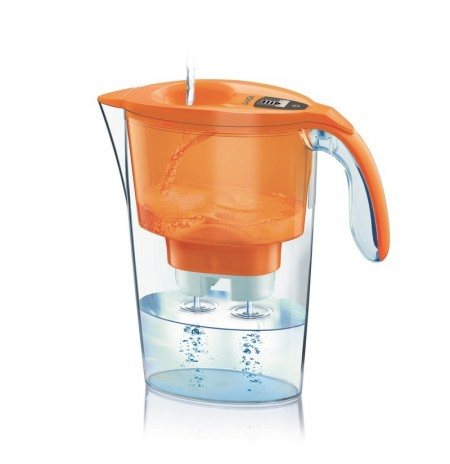 J31DC03 - Carafe Stream + Magnesium - Orange