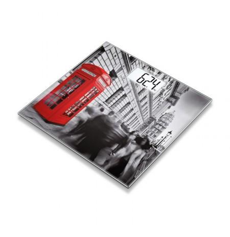 GS 203 Londres - Pèse-personnes