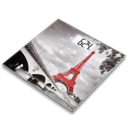 GS 203 Paris - Pèse-personne en verre