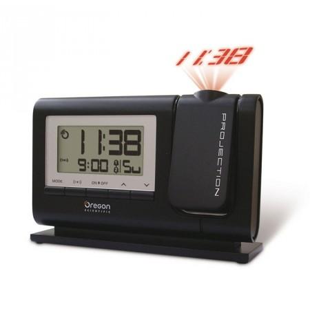 RM 308P Noir - Réveil Projecteur