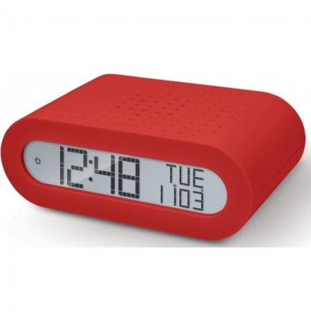 RRM 116 Rouge - Radio Réveil Basic