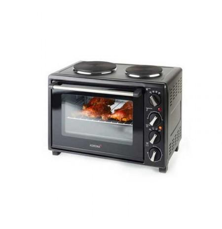 K57400 - Four à toast avec plaques chauffantes noir