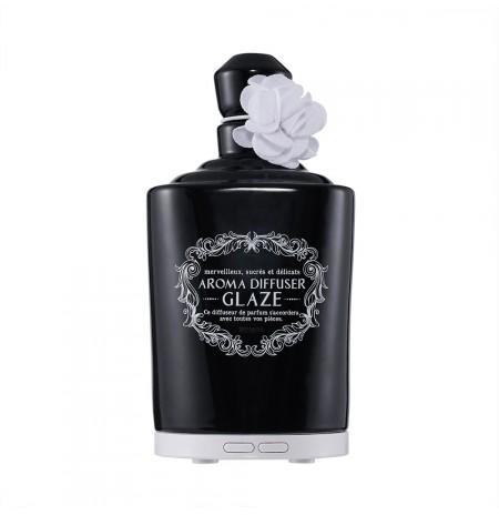 HWI0006 - brumisateur Glaze d'huiles essentielles - Noir