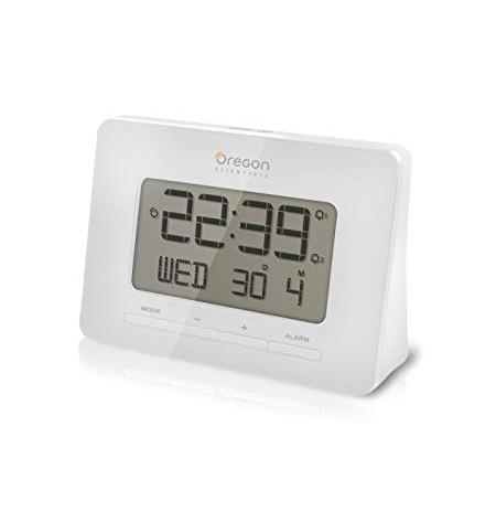 RM 938 blanc - Réveil de bureau