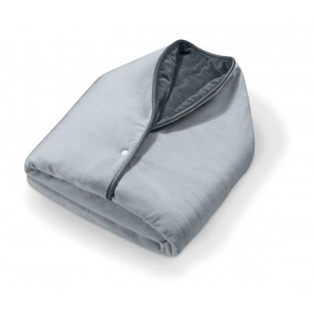 CC 50 - New - Cape chauffante (gris)