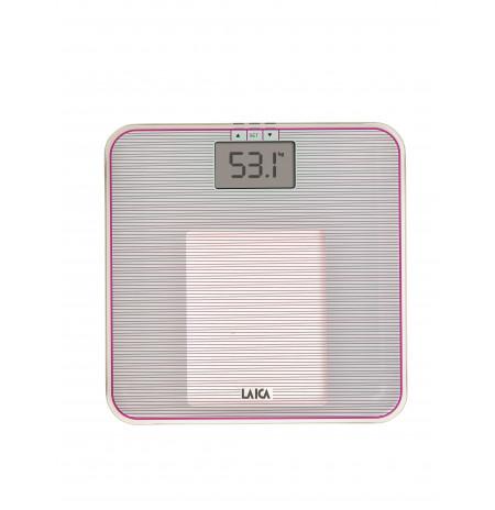 PS4010 W - Pèse-personne avec IMC - Fuchsia - 150kg