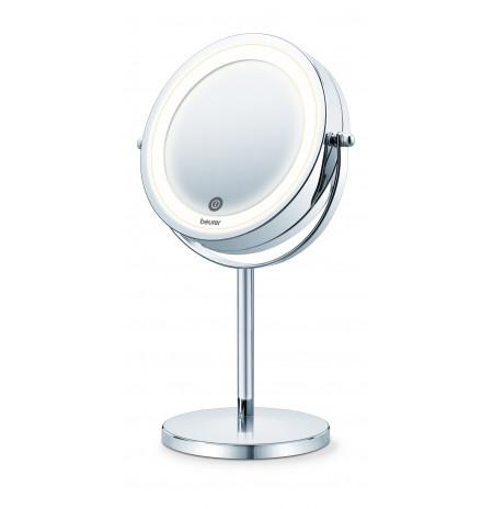 BS 55 - Miroir cosmétique éclairé x7