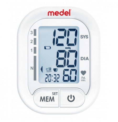 SOFT - Tensiomètre poignet MEDEL