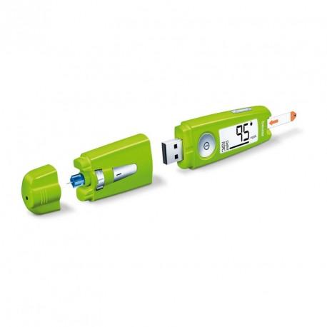 GL 50 vert mg/dl - Lecteur de glycémie
